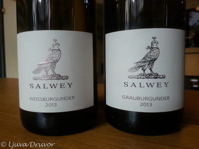 Salwey white wine